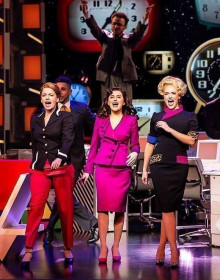 9 to 5 the Musical