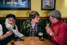 Only Fools, The (cushty) Dining Experience