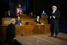 Witness for the Prosecution by Agatha Christie
