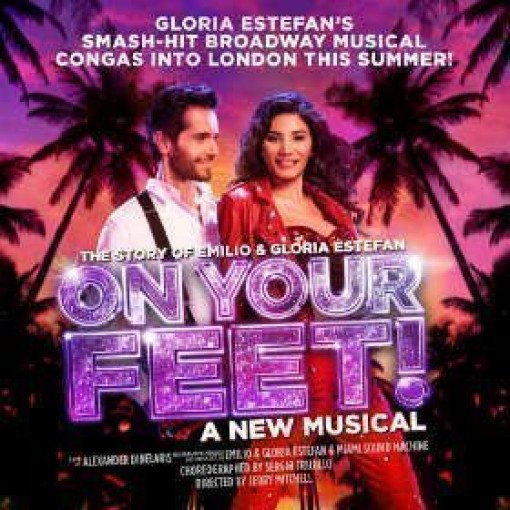 On Your Feet!