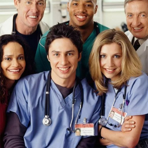 Scrubs The Musical