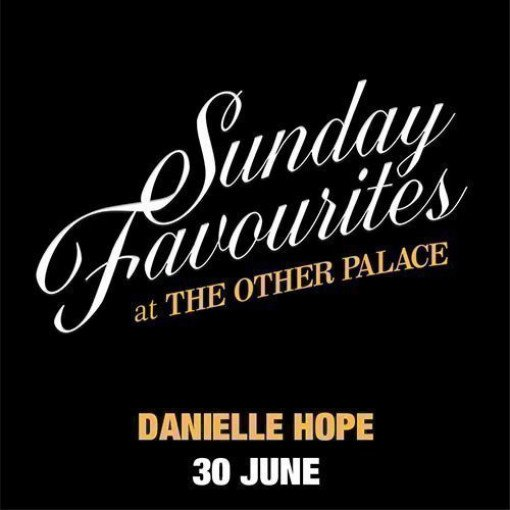 Sunday Favourites - Danielle Hope
