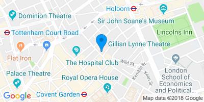 New London Theatre (Gillian Lynne Theatre)