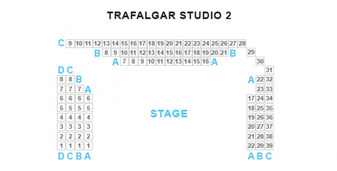 Trafalgar Studio Two