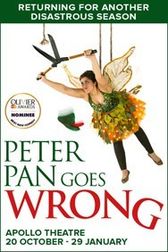 Peter Pan Goes Wrong