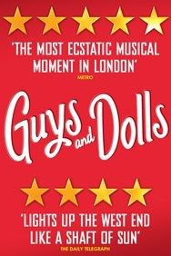 Guys and Dolls - From 19 March 2016
