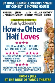 How The Other Half Loves - From 7 July 2016