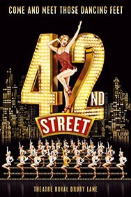 Spectacles londres com dies musicales for 42nd street salon