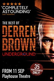 Derren Brown: Underground