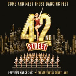 42nd street londres for 42nd street salon